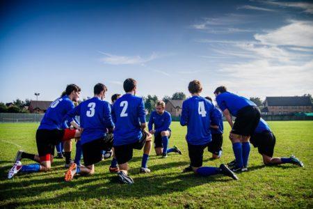 サッカー、フットサルサポートチーム募集